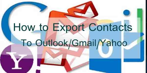 Differences among Outlook Gmail Yahoo