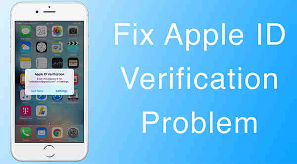 Fix ″Verification Failed″ Issue on iCloud