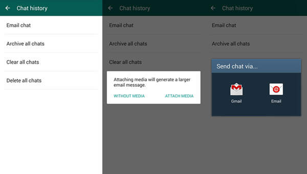 2 Ways to Transfer WhatsApp Messages from Android to iPhone